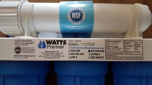 Watts Premier RO-TFM-5SV Reverse Osmosis Water Filter