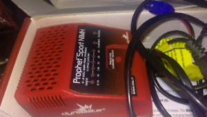 Dynamite 4amp nimh battery charger