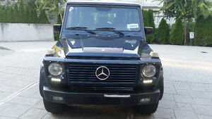 2000 Mercedes-Benz G-Class SUV, Crossover