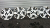 4 GM Alloy rims 16 inch 5 X100 X 16