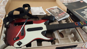 Wii - Guitar Hero 5 (Guitare + Jeux)
