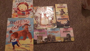 Misc kids books