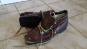 used cross country boots