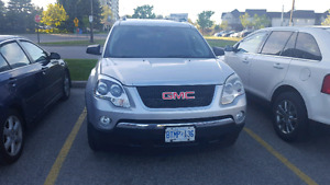 2010 GMC Acadia SLE-AWD-174000kms Certified and E-tested
