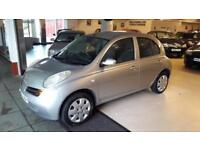 Nissan Micra 1.5dCi SE only 58,914 genuine miles