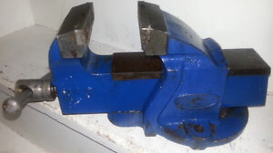 VINTAGE WODEN No 3 vice vise ENGLAND BRITISH MADE