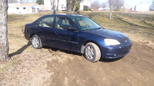 03 civic 5 speed