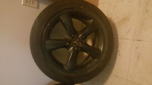 GREAT DEAL 4 acura/ HONDA  sport tires and rims