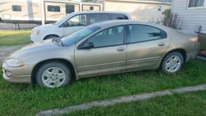 4-Door 2004 Intrepid Car For Sale