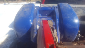 1995 polaris magnum 425 brand new rear fenders for a