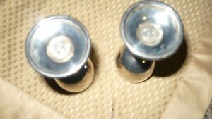 "VINTAGE ""4 SILVER ELECTROPLATE OVER BRASS MINI GOBLETS SPAIN Kitchener / Waterloo Kitchener Area image 4"
