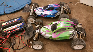 Rc cars and extras
