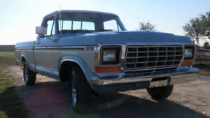 WANTED: 1979 Ford F-150
