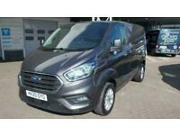 2020 Ford Transit Custom 280 LIMITED ECOBLUE Manual Panel Van Diesel Manual