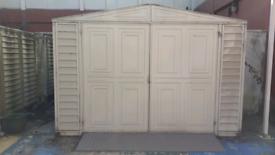 Car port shed x2