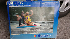 INFLATABLE WATER TOY TOWABLE