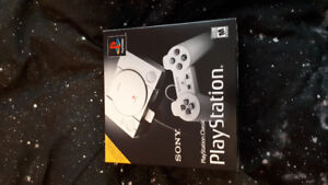 Brand new in box Playstation Classic