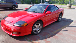 Dodge Stealth R/T Twin Turbo 1991 very well maintained