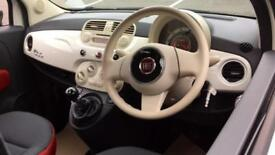 2015 Fiat 500 1.2 Pop Qualifies for Warranty Manual Petrol Hatchback