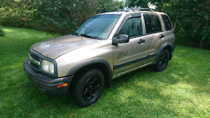 2003 Chevrolet Tracker ZR2 V6 Suzuki Engine