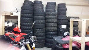 "BRAND NEW AND USED 12"" & 14""  TIRES AND RIMS FOR SALE ON OR OFF"