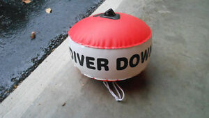 Diver Down Float