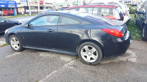 FINANCING AVAILABLE- BAD CREDIT OK - 2009 PONTIAC G6 - CERT/EMIS