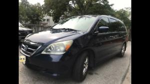 2006 Honda Odyssey EXL Mint Condition Minivan, Van