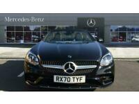2020 Mercedes-Benz SLC 300 AMG Line 2dr 9G-Tronic Petrol Roadster Auto Roadster