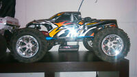 traxxas revo 3.3  2 speed transmission with reverse $550 obo