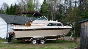 Chris craft by grew boat