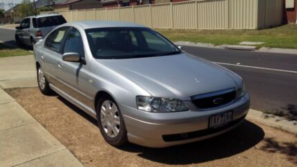 2000 Ford Fairmont Wagon  Cars Vans  Utes  Gumtree Australia