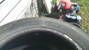 Michelin Tires P215/65R17 for sale.