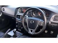 2017 Volvo V40 D3 (4 Cyl 150) R DESIGN Pro wi Manual Diesel Hatchback