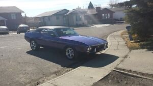 71 Ford Mustang coupe for sale