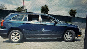 2004 CHRYSLER PACIFICA FOR SALE!!!!