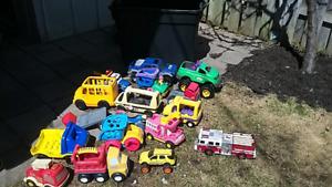Lot de voiture 15$