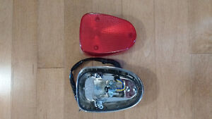 Yamaha V Star 1100 650 Road Star REAR BRAKE / TAIL LIGHT