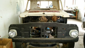 Used 1970 Dodge 4x4 Sweptline
