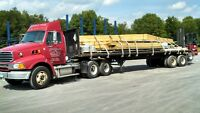 Commercial Truck/Trailer Day Parking