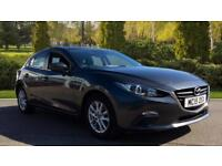 2015 Mazda 3 2.0 SE Nav 5dr Manual Petrol Hatchback