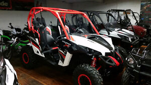 MAVRICK  XXC CAN-AM 1000R ONLY LEFT!  3 YEAR WARRANTY