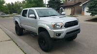 2012 TACOMA DoubleCab 4x4     **100% CREDIT APPROVAL**