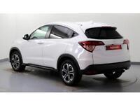 2018 Honda HR-V 1.5 i-VTEC EX (s/s) Petrol white Automatic