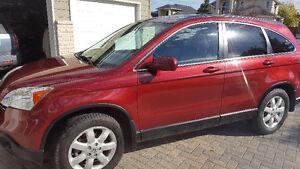 2007 Honda CR-V EXL SUV, Crossover