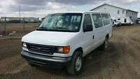 2007 Ford E-350 XLT Mechanics Special