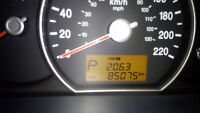 2009 Kia Rondo EX Wagon - LOW KM'S