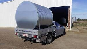 Flat Top 2000 gallon Galvanized Rainwater Tank Murray Bridge Murray Bridge Area Preview