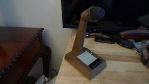 Darome Desk Microphone Conferencing or Public Address .