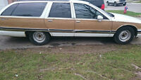 CLASSIC** Buick Roadmaster 5.7L Wagon FOR TRADE!